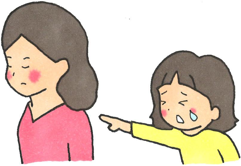 児童虐待・イライラ